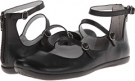 Black Leather Bare Traps Whitaker for Women (Size 7)
