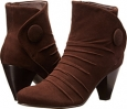 T.Moro Ecco Suede Vaneli Jillian for Women (Size 4.5)