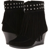 Mid Calf Inside Zip Studs Women's 5.5