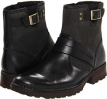 Black Full Grain Leather/Washed Canvas RJ Colt Mateo for Men (Size 8.5)