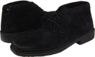 Black Oiled Suede RJ Colt Oscar for Men (Size 8)