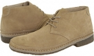 Camel Oiled Suede RJ Colt Oscar for Men (Size 8)