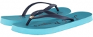Carribean Blue/Midnight Jack Rogers Tessa for Women (Size 5)