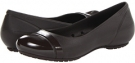 Cap Toe Flat Women's 4