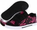 Black/Crazy Pink/Sparkle DC Chelsea W for Women (Size 7)