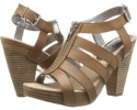 Taupe CARLOS by Carlos Santana Soul for Women (Size 8)