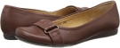 Brown Fitzwell Mollie for Women (Size 5)