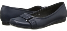 Navy Fitzwell Mollie for Women (Size 5)