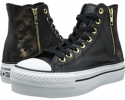 Chuck Taylor All Star Platform Zip Women's 9.5