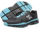 Black/Glacier Blue DC Unilite Trainer W for Women (Size 7)