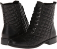 Black Riding PU Kenneth Cole Unlisted Beyond Dawn for Women (Size 7.5)