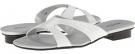 White Cavo Nappa Vaneli Belden for Women (Size 4)