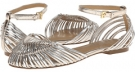Silver Synthetic Report Des D for Women (Size 5)