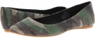 Green Camo Matisse Justice for Women (Size 5.5)