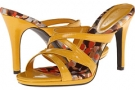 Yellow Ann Marino Ecology for Women (Size 7)