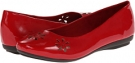 Dark Red Ann Marino Pillar for Women (Size 7)