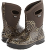 Chocolate Multi Bogs Classic Winterberry Mid Lite for Women (Size 7)