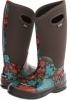 Bogs Classic Winter Blooms Tall Insulated Boot Size 6
