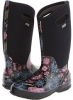 Bogs Classic Winter Blooms Tall Insulated Boot Size 8
