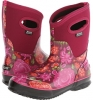 Berry Multi Bogs Classic Winter Blooms Mid Lite for Women (Size 7)