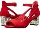 Red Two Lips Blast 13 for Women (Size 7)