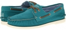 Sperry Top-Sider A/O 2 Eye Canvas Size 9.5