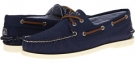 Sperry Top-Sider A/O 2 Eye Canvas Size 10.5