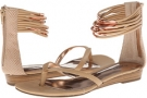 Camel Beige CARLOS by Carlos Santana Tone for Women (Size 10)