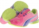 Fluro Pink/Spectrum Blue/PUMA Silver/Lime Punch PUMA Voltaic 5 for Women (Size 7)