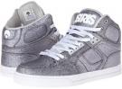 Silver/Grey/Glitz Osiris NYC83 VLC W for Women (Size 7.5)