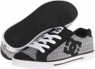 Black/White Stencil DC Chelsea W for Women (Size 7)