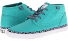 Green/Yellow DC Studio MID LTZ for Women (Size 7)