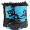 Black/Turquoise DC Lodge Boot W for Women (Size 7)