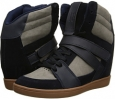 Navy/Grey DC Mirage MID for Women (Size 7)
