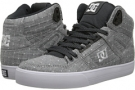 Grey/Grey/Black DC Spartan Hi WC TX SE for Women (Size 7)
