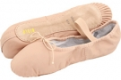 Pink Bloch Kids Dansoft for Women (Size 5)
