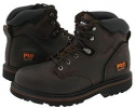 Gaucho Oiled Full-Grain Leather Timberland PRO 6 Pit Boss Steel Toe for Men (Size 9)