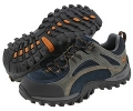 Titanium/Sapphire Leather With Mesh Timberland PRO Mudsill Low Steel Toe for Men (Size 11.5)