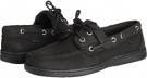 Black Sperry Top-Sider Bluefish 2-Eye for Women (Size 5.5)