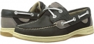 Black Quilted Collar Sperry Top-Sider Bluefish 2-Eye for Women (Size 9.5)