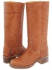 Saddle Leather Frye Campus 14L for Women (Size 7)