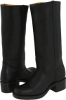 Black Leather Frye Campus 14L for Women (Size 7)