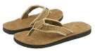 Khaki Sanuk Fraid Not for Men (Size 9)