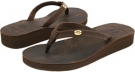 Chocolate Ocean Minded Del Mar for Women (Size 8)