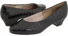 Black Patent Croco Soft Style Angel II for Women (Size 4)