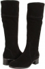 Black Suede La Canadienne Passion for Women (Size 5)