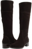 Espresso Suede La Canadienne Passion for Women (Size 5)