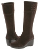 Brown Suede La Canadienne Galaxy for Women (Size 5)