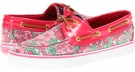Bahama 2-Eye (Berry Floral Women's 11