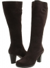Espresso Suede La Canadienne Kara for Women (Size 5)